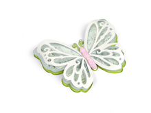 E662392 Set 3 troqueles THINLITS Large Delicate Butterfly by David Tutera Sizzix
