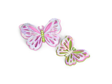 E662393 Set 6 troqueles THINLITS Delicate Butterfly by David Tutera Sizzix