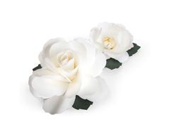 E662399 Set 4 troqueles FRAMELITS Large rose by David Tutera Sizzix