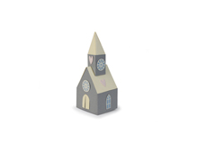 E662550 Set 8 troqueles THINLITS Scandi church by Sophie Guilar Sizzix