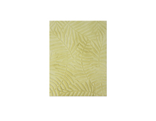 E662557 Placa de textura TEXTURED IMPRESSIONS Tropical leaf by Sophie Guilar Sizzix