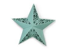 E662573 Set 2 troqueles THINLITS Scandi star by Sophie Guilar Sizzix