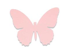 E662601 Troquel BIGZ Magnificent butterfly by Sophie Guilar Sizzix