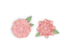 E662635 Troquel BIGZ Flowers with leaves by Emily Tootle Sizzix