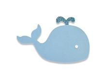 E662638 Troquel BIGZ Whale Sizzix