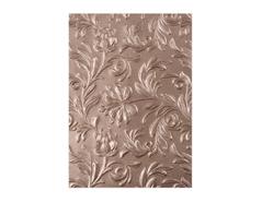 E662716 Placa de textura 3D TEXTURED IMPRESSIONS Leaf by Tim Holtz Sizzix