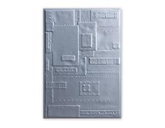 E662717 Placa de textura 3D TEXTURED IMPRESSIONS Rivets by Tim Holtz Sizzix