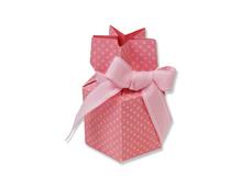 E662868 Troquel BIGZ L Christmas favour Box Sizzix