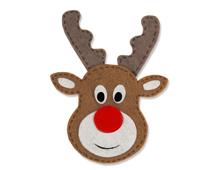 E662974 Troquel BIGZ Reindeer 4 Sizzix