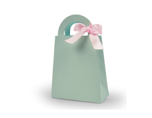 E662993 Troquel BIGZ PLUS Gift bag Sizzix