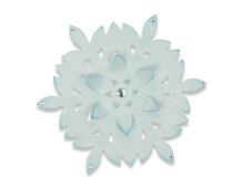 E663003 Troquel BIGZ Snowflake Decoration Sizzix
