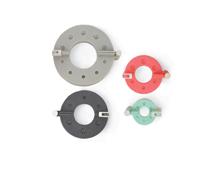E663004 Set 4 piezas para creacion de pompones medidas surtidas Sizzix
