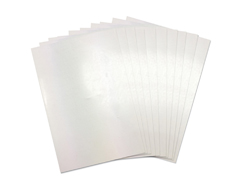 E663052 Set 10 hojas plastico magico A4 Sizzix