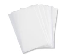 E663053 Set 10 hojas transparentes para crear plantillas A4 Sizzix - Ítem