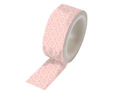 E663054 Set 5 cintas adhesivas masking tape washi disenos surtidos Sizzix