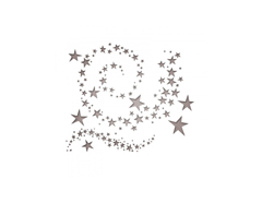 E663095 Set 9 troqueles THINLITS Swirling stars by Tim Holtz Sizzix