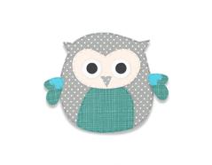 E663383 Troquel BIGZ Owl 8 by Debi Potter Sizzix