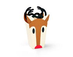 E663609 Set 6 troqueles THINLITS Reindeer bag by Jordan Caderao Sizzix