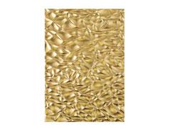 E664171 Placa de textura 3D TEXTURED IMPRESSIONS Crackle By Tim Holtz Sizzix