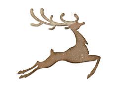 E664219 Troquel BIGZ Reindeer by Tim Holtz Sizzix