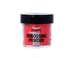 EB-000-008 Polvo para emboss color rojo caramelo Emboss
