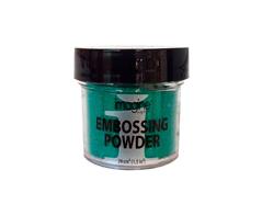 EB-000-009 Polvo para emboss color verde caramelo Emboss