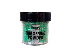 EB-000-010 Polvo para emboss color verdigris Emboss