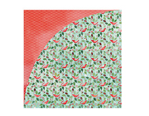 EVR-4672 Papel doble cara EVERGREEN Jingle Bells Basic Grey