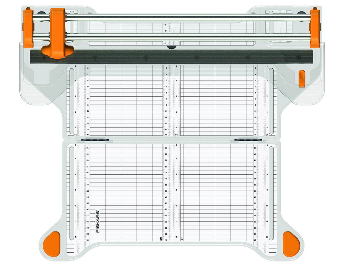 F0058 Cizalla rotatoria PROCISION para papel A4 Fiskars