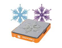 F0112 Troquel formas detalladas mediano Copo de nieve Fiskars