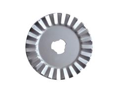 F1343 Cuchilla corte zigzag recambio para cuter rotatorio Fiskars