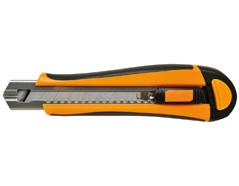 F1398 Cuter plastico con riel metalico profesional para trabajos dificiles 5 cuchillas recambio Fiskars