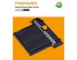 F5457 Cizalla rotatoria TITANIUM reciclada para papel A4 Fiskars - Ítem1