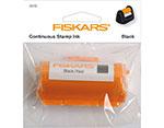 F5576 Tinta para rodillo tampones continuos negro Fiskars - Ítem1