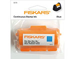 F5578 Tinta para rodillo tampones continuos azul Fiskars - Ítem1
