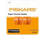 F5740 Cuchillas TITANIUM corte recto 2 recambios Fiskars - Ítem1
