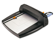 F9740 Guillotina ANVIL POWERGEAR para papel A4 Fiskars