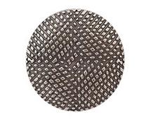 FAB-8074 HEIRLOOM BUTTON-I-KNIGHT 20mm 3u Basic Grey