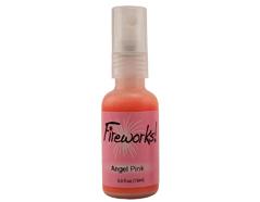 FW-000-404 Tinta color rosado bebe brillante Fireworks!