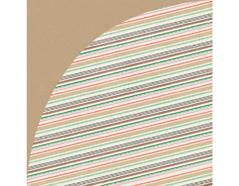 HIL-5077 Papel doble cara HILLSIDE Trellis Basic Grey - Ítem