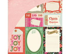 JBY-4947 Tarjetas anotaciones diarias JUNIPER BERRY Basic Grey