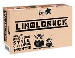 K15101 Kit de linoleo para impresion Hobby line