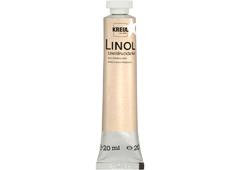 K15701 Linoleo colores para impresion blanco 20ml Hobby line