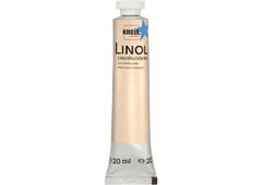 K15711 Linoleo colores para impresion azul 20ml Hobby line