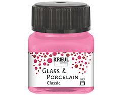 K16209 Pintura porcelana brillante 160C rosa Hobby line