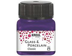 K16212 Pintura porcelana brillante 160C violeta Hobby line