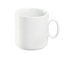 K16555 Taza porcelana blanca Hobby line