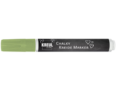 K22716 Rotulador tiza CHALKY CHALK verde romero punta bala 2-3mm C Kreul