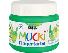 K23110 Pintura dedos MUCKI verde Mucki