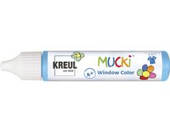 K24410 Pintura para ventana azul claro 29ml Mucki